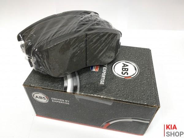 Тормозные колодки  ABS 37916