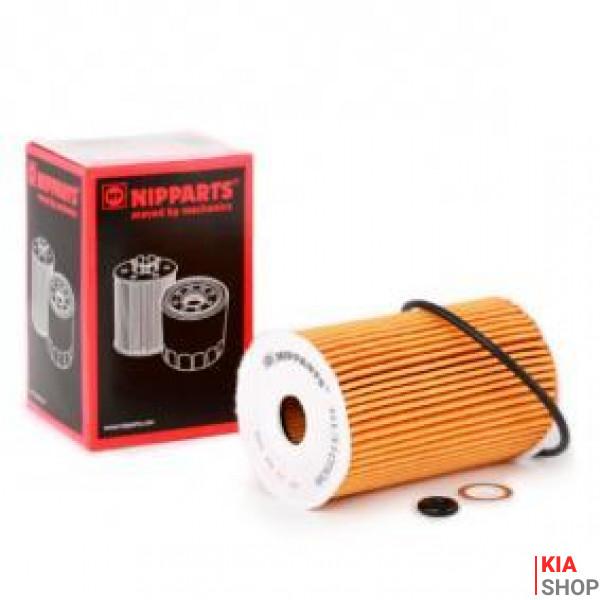 Фильтр масляный Nipparts