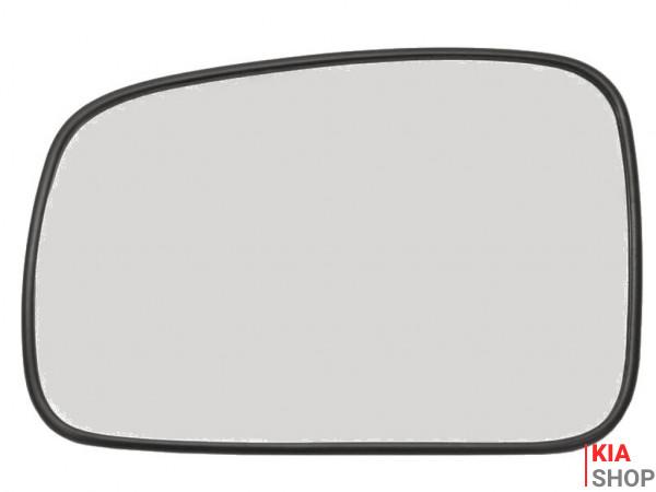 Зеркальный элемент,вкладыш Kia Sorento