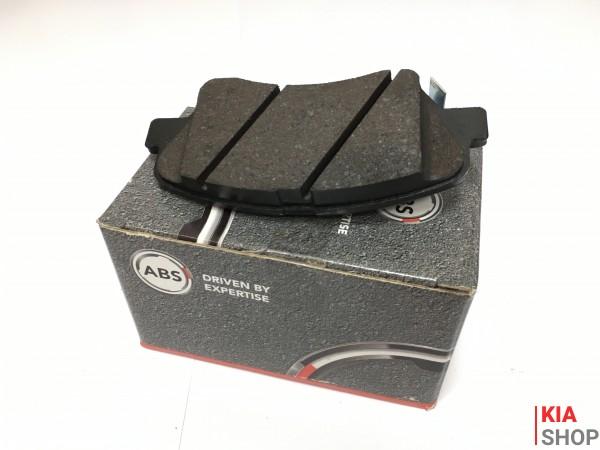 Колодки тормозные ABS 36692