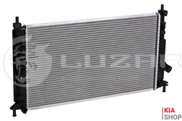 Радиатор охлаждения Sportage 1.6/2.0/2.4 (10-) IX35 2.0 (10-) МКПП Luzar