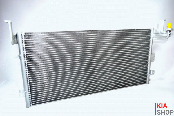 Радиатор кондиционера Magentis 2.0/2.5 (00-) АКПП/МКПП  Luzar