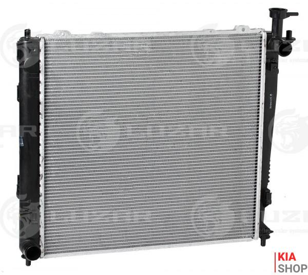 Радиатор охлаждения Sorento/Santa fe 2.0CRDI/2.2CRDI (09-) МКПП ) Luzar