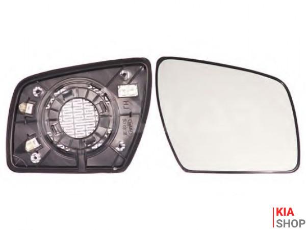 Зеркальный элемент правый Kia Soul 2008-11