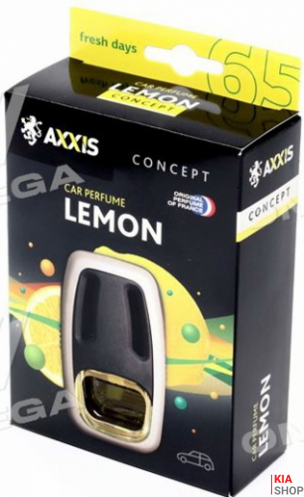 "Ароматизатор AXXIS на дифлектор ""Concept"" Lemon 8ml"
