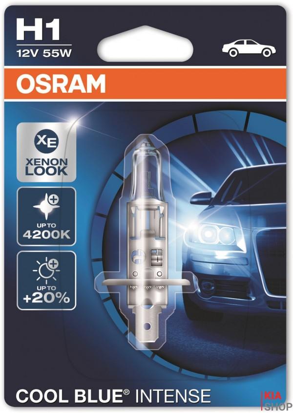 Автолампа osram (H1 12v 55w)