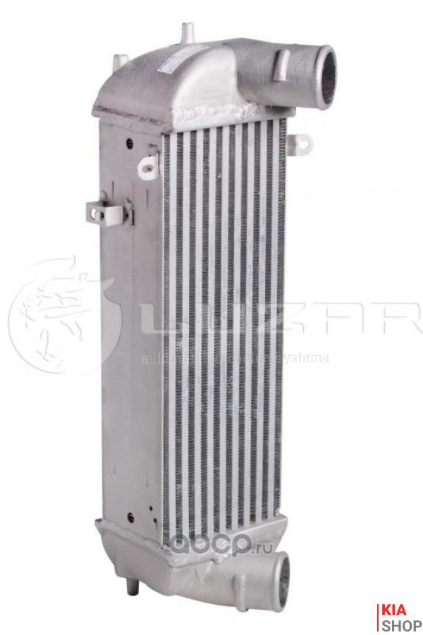 Радиатор интеркулера SORENTO (09-)/SANTA FE (12-) 2.0/2.2CRDI Luzar