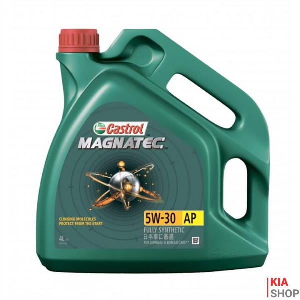 Моторное масло Magnatec AP 5W-30 синтетика 4 л.