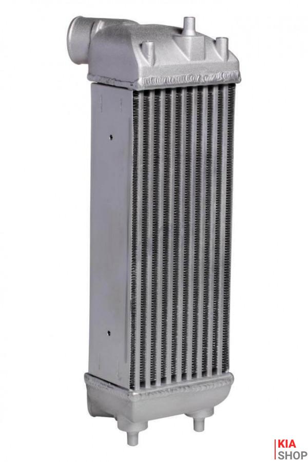 Радиатор интеркулера SPORTAGE III/ IX35 (10-) 2.0CRDI M/A  Luzar