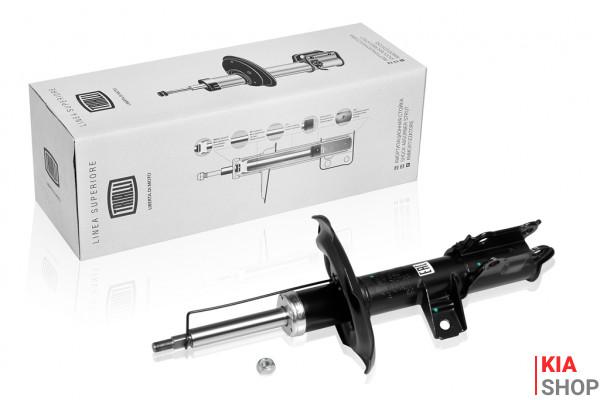 Амортизатор подвески перед. прав. газ. Kia Ceed (07-) (AG 08356) TRIALLI