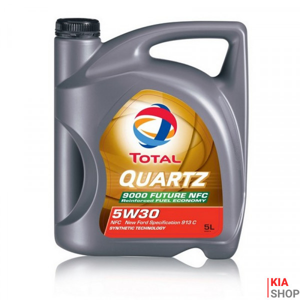 Моторное масло Total QUARTZ 9000 FUTURE NFC 5W-30 синтетика 5 л.