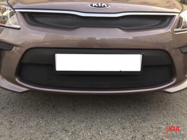 Защита Радиатора Kia Rio Стандарт (C 2017-)