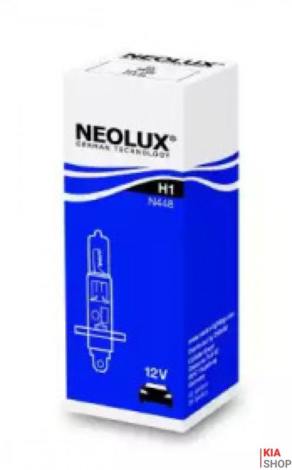 Автолампа галогенова 55w  Neolux