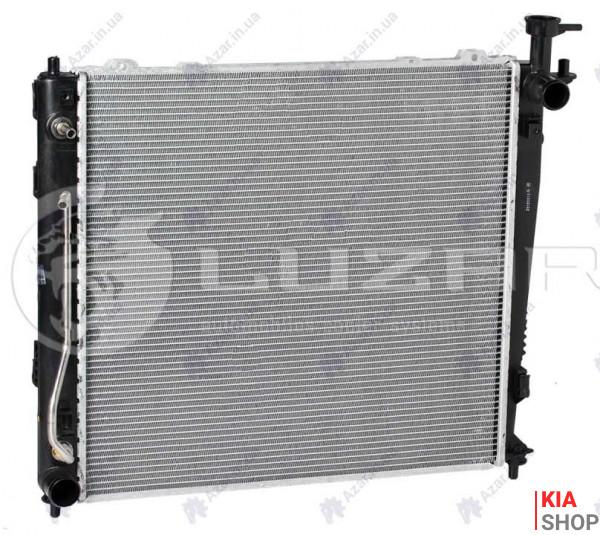 Радиатор охлаждения Sorento/Santa fe 2.2CRDI (09-) АКПП  Luzar