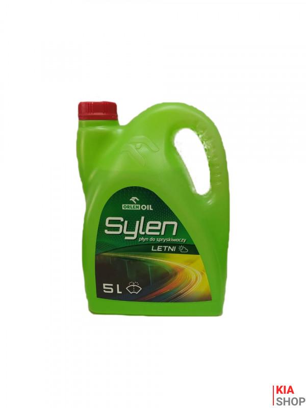 Жидкость в бачек омывателя летняя ORLEN SYLEN SUMMER FLUID. 3x5 lt (5 л)