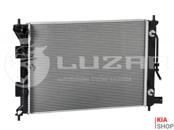 Радиатор охлаждения Ceed 1.4/1.6/2.0 (12-) АКПП  Luzar