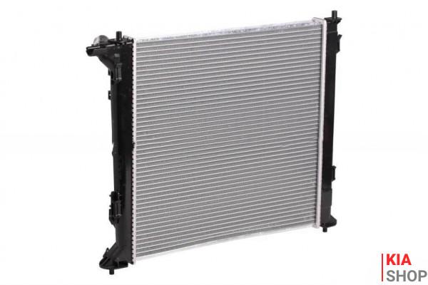Радиатор охлаждения Tucson (15-)/ Sportage IV (16-) 2.0D Luzar