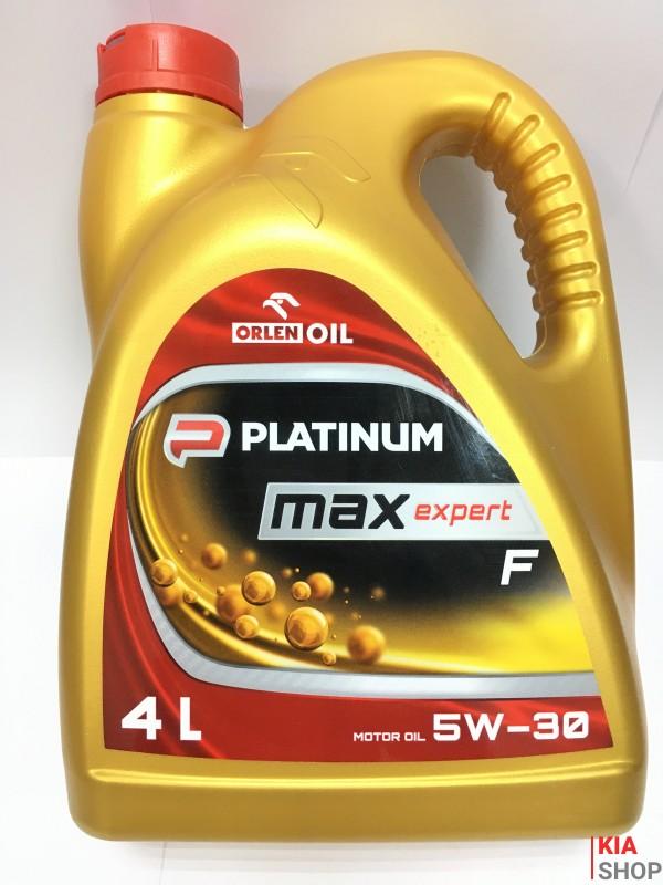 Orlen Platinum Maxexpert F 5w-30 4l