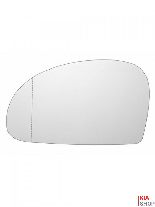 Зеркальный элемент левый Kia Cerato 04-08