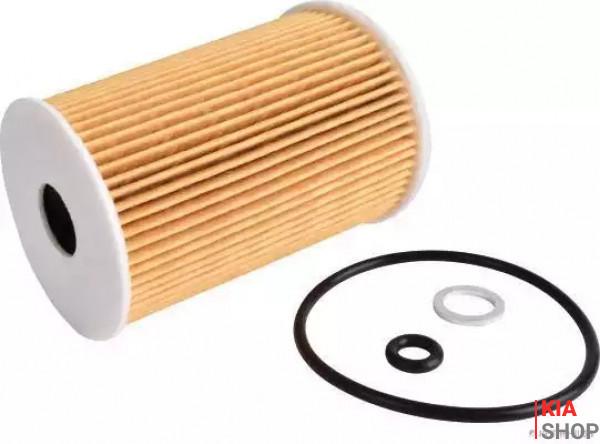 Фильтр масляный (вставка) (26320-2A002) (KM0100630) KAP