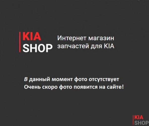 Накладка бампера переднего Kia Sportage 2019-