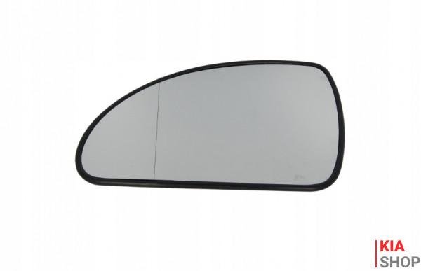 Зеркальный элемент  вкладыш L  Обогрев  3D