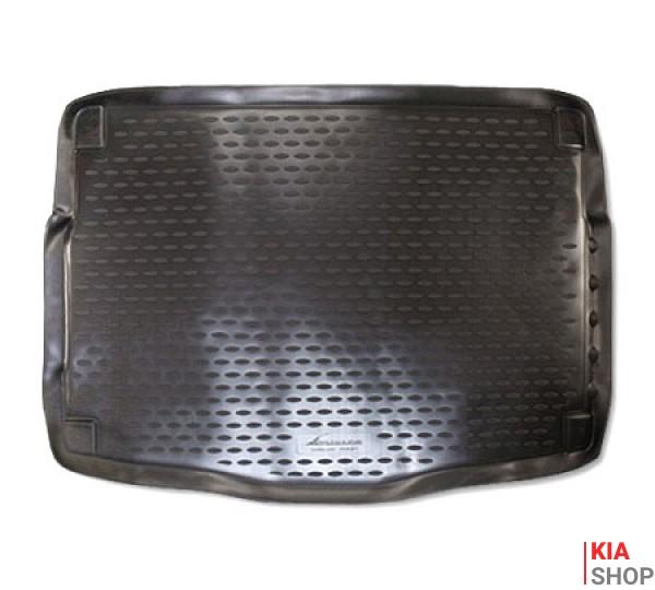 "Коврик в багажник KIA Cee'd, 2012-> ""премиум"" хб. (полиуретан)"