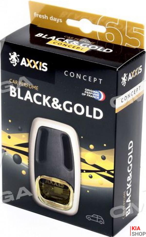 """Ароматизатор AXXIS на дифлектор """"Concept"""" Black Gold-Perfume 8ml"""