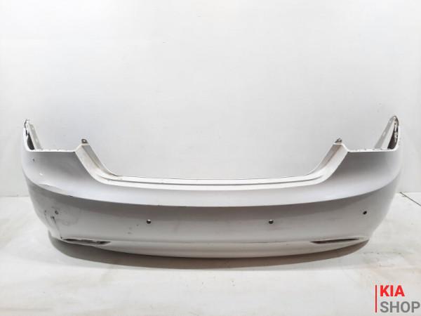 Бампер задний комплектный  Sonata YF 2012
