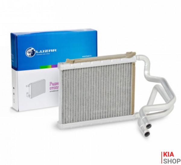 Радиатор отопителя Tucson/Sportage (04-) для ОЕ 97138-2E100 размер сердцевины 225*185*30 Luzar