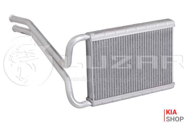 Радиатор отопителя CEED 1.4i/1.6i/2.0i (12-)/ELANTRA (13-) 1.6i/1.8i/I30 1.4i/1.6i (11-)  Luzar