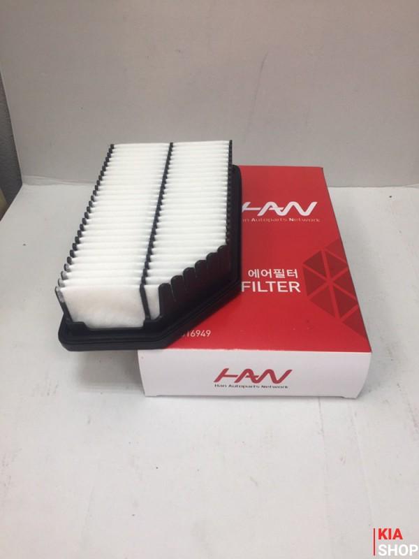 Фильтр воздушный HAN H01HD041
