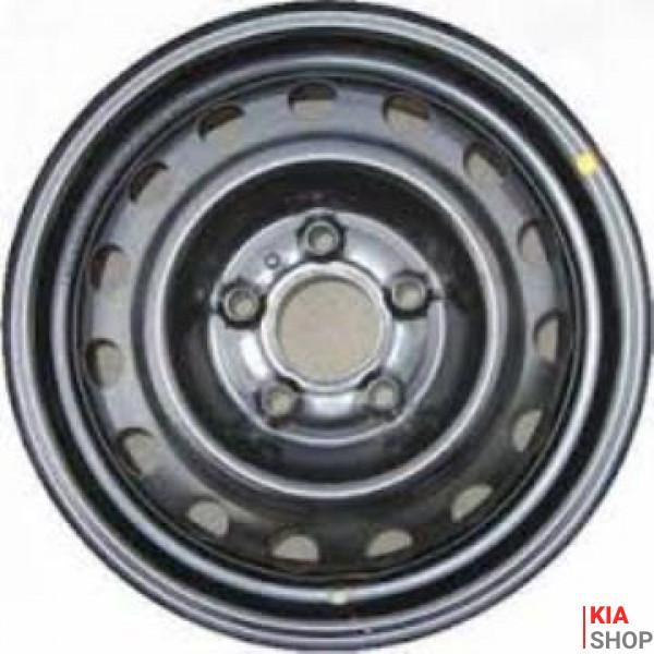 Диск колеса сталевий 15