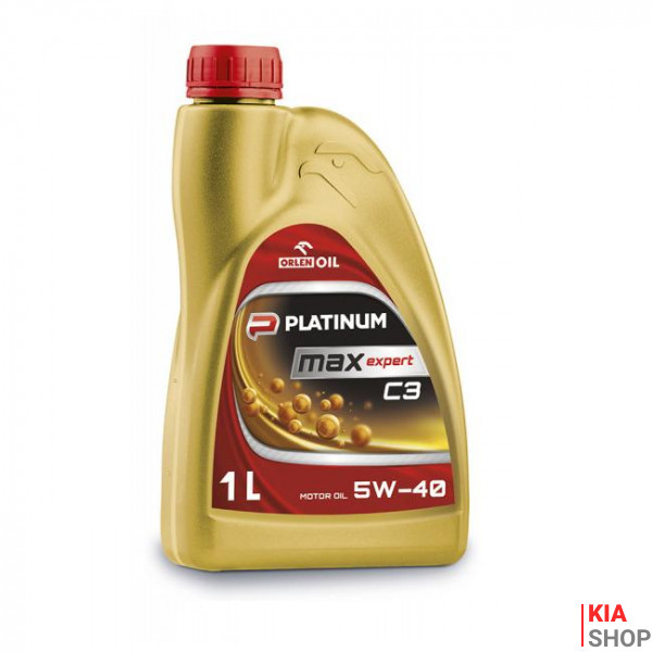 Моторное масло Orlen Platinum Maxexpert C3 5w-40 1l