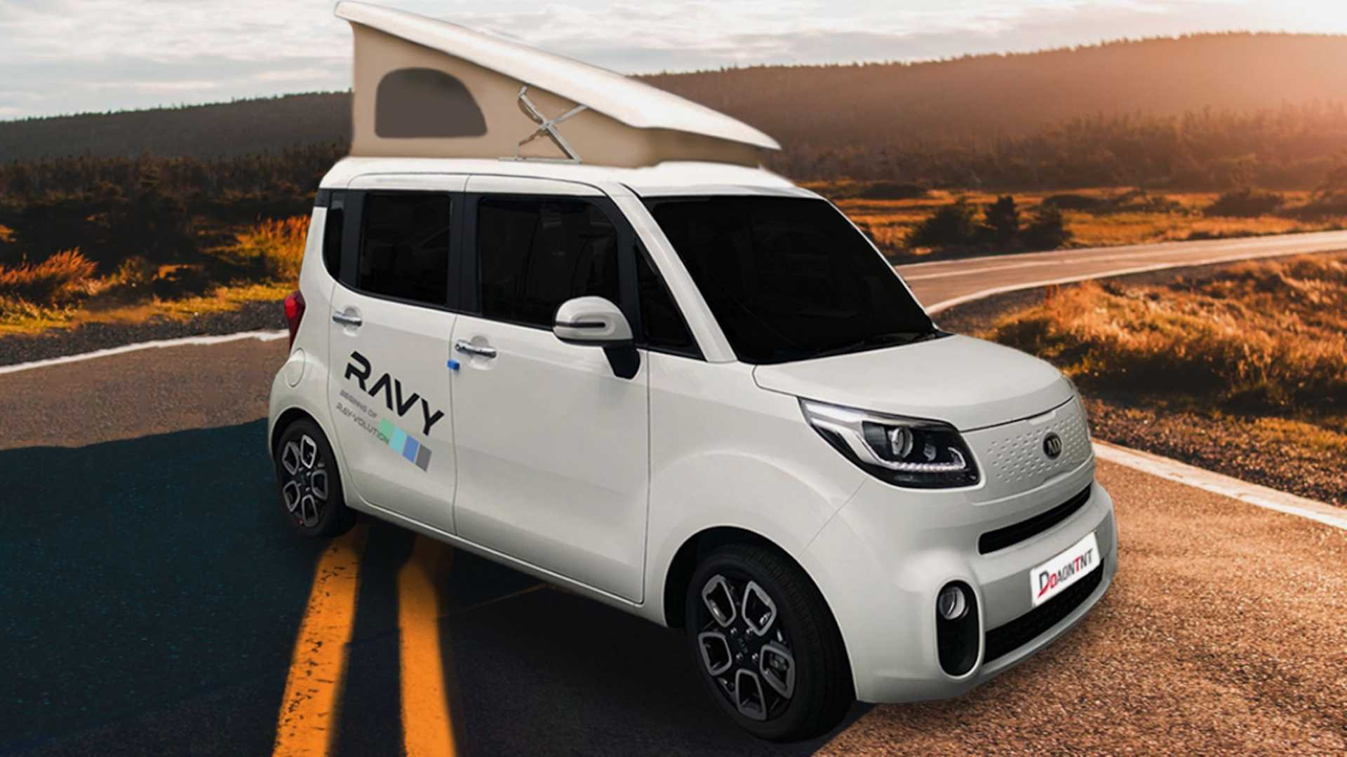 Новая разработка travel авто с сотрудничеством компании Kia