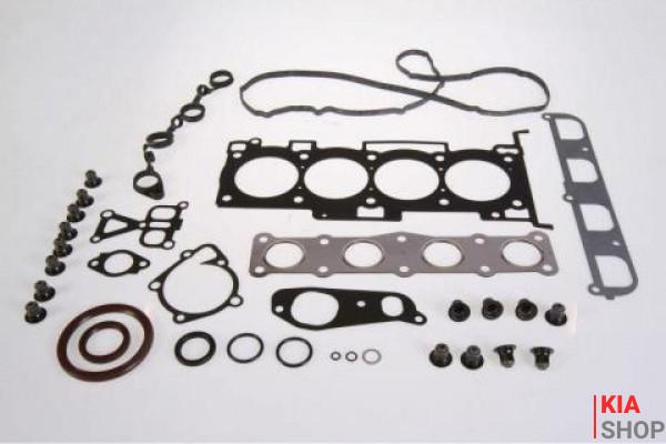 Прокладки двигателя (комплект) ГБЦ-металл ) KAP