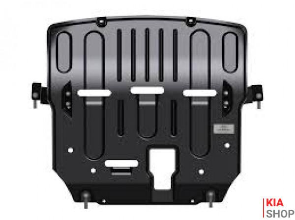 Комплект захист двигуна та задній редуктор S19