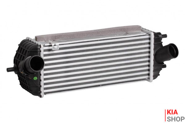 Радиатор интеркулера Sportage III 1.7CRDi (10-) Luzar