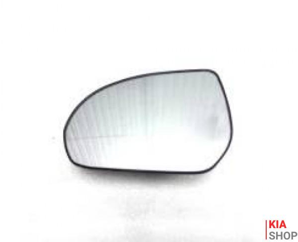 Зеркальный элемент левый Kia Rio