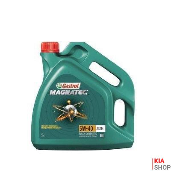 Моторное масло  Castrol Magnatec A3/B4 5W-40 синтетика  4 л.